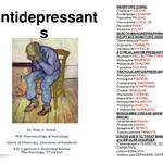 The Side Effects Of Common Psychiatric Drugs: Older Antidepressants