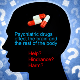 ow Do Psychiatric Drugs Affect The Brain