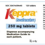 Keppra 250mg, 500mg, 750mg and 1,000mg film-coated tablets