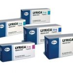 Lyrica 25-300 mg hard capsules